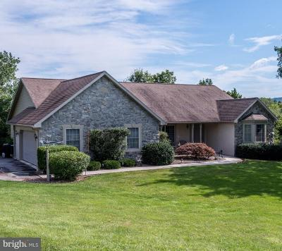 Single Family Home For Sale: 390 Creek Road