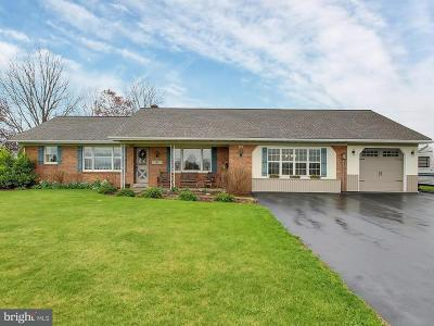 Manheim Single Family Home For Sale: 686 S Colebrook Road