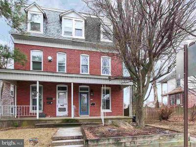 Dallastown Single Family Home Under Contract: 438 E Main Street