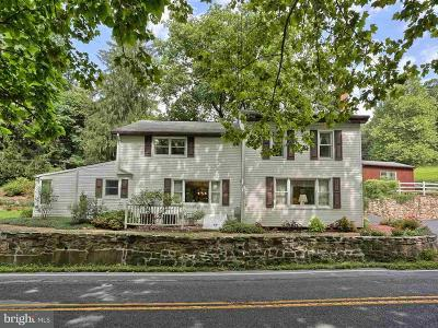 Hummelstown Single Family Home For Sale: 571 Bullfrog Valley Road