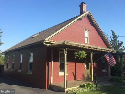 Cashtown Single Family Home Under Contract: 366 High Street