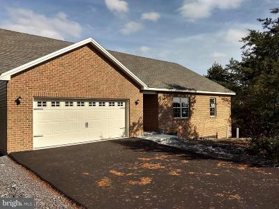 Chambersburg Single Family Home For Sale: 3890 Percy Avenue