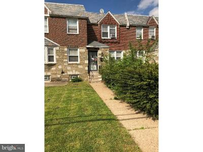 Townhouse For Sale: 8245 Thouron Avenue