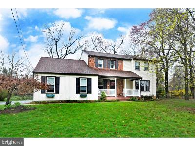 Blue Bell Single Family Home For Sale: 360 Cathcart Road