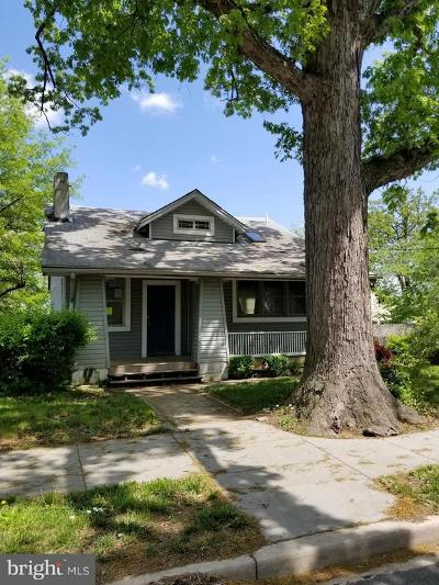 Brookland Single Family Home For Sale: 2915 13th Street NE