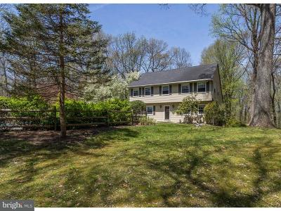 New Hope Single Family Home For Sale: 6968 Upper York Road