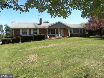 Sykesville Single Family Home For Sale: 1755 Route 32