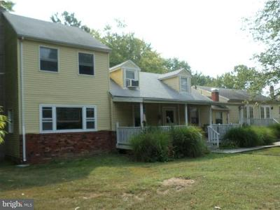 Shady Side Single Family Home For Sale: 6201 Shady Side Road