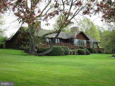 Bucks County Single Family Home For Sale: 195 Limekiln Road