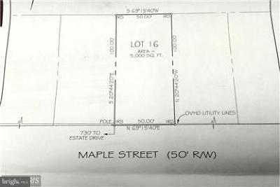 Colonial Beach Residential Lots & Land For Sale