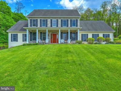 Mechanicsburg Single Family Home For Sale: 425 W Winding Hill Road