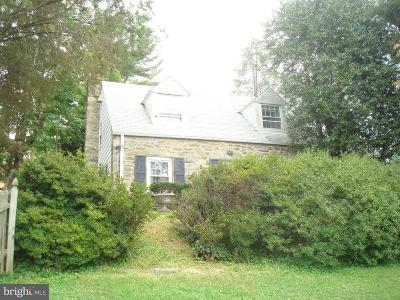 Wynnewood PA Single Family Home For Sale: $335,000