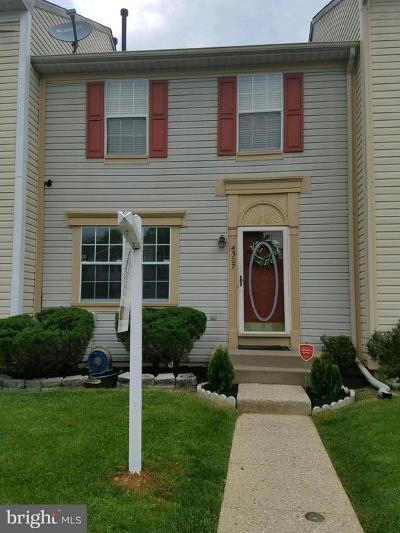 Randallstown Townhouse For Sale: 4307 Star Circle