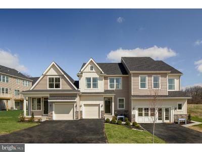 Kennett Square Townhouse For Sale: Lot A Sparrow Ridge Court