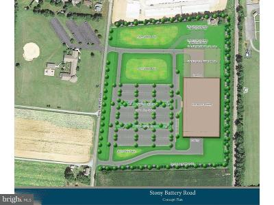 Residential Lots & Land For Sale: 601 Stony Battery Road