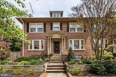 Baltimore City Townhouse For Sale: 3943 Canterbury Road