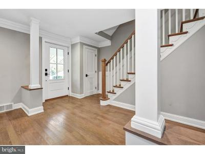 Haverford Single Family Home For Sale: 219 Buck Lane