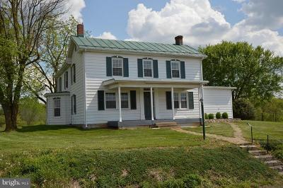 Mount Jackson Farm For Sale: 3345 Conicville Road