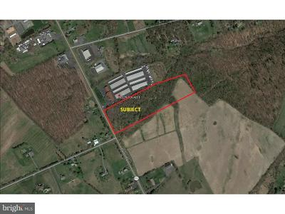 Bucks County Commercial For Sale: 8129 Route 611