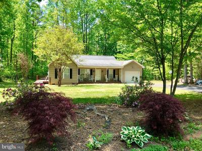 Orange Single Family Home For Sale: 7310 Old Dickersons Road