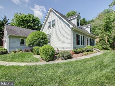 Bethesda Single Family Home For Sale: 7726 Seven Locks Road