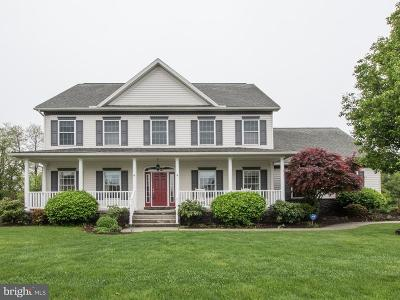Camp Hill, Mechanicsburg Single Family Home For Sale: 496 Barbara Drive