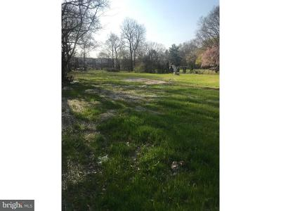 Newark Residential Lots & Land For Sale: 167 Salem Church Road