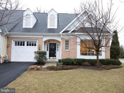 Lutherville Timonium Townhouse For Sale: 629 Dunloy Court