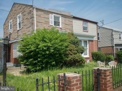 Washington DC Single Family Home For Sale: $249,000