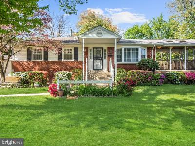 Annandale Single Family Home For Sale: 7803 Royston Street