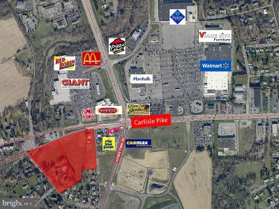 Residential Lots & Land For Sale: 6563 Carlisle Pike