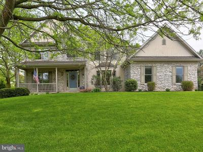 Lititz Single Family Home For Sale: 376 Millpond Drive