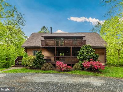 Emmitsburg Single Family Home For Sale: 8423 Hornets Nest Road