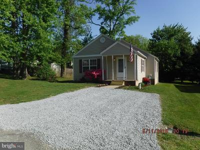North Beach MD Single Family Home For Sale: $260,000