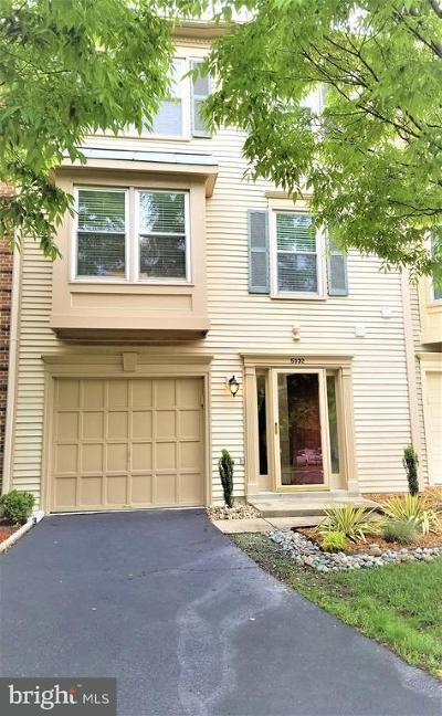 Townhouse For Sale: 5332 Buxton Court