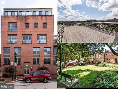 Baltimore Single Family Home For Sale: 123 Barre Street W #108