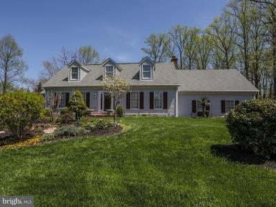 Fauquier County Single Family Home For Sale: 5750 Pendleton Lane