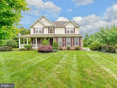 Cecil County Single Family Home For Sale: 86 Manchester Drive