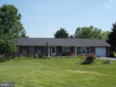 Hagerstown Single Family Home For Sale: 19513 Carrie Court