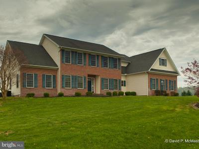 Hedgesville Single Family Home For Sale: 39 Norinton Drive