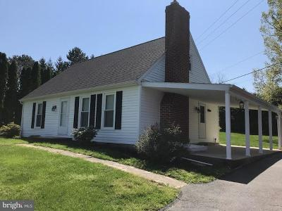 Manchester Single Family Home Under Contract: 5 Old School Lane