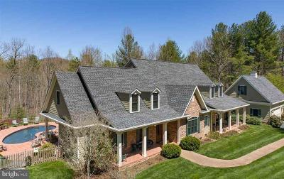 Albemarle County Single Family Home For Sale: 2270 Davis Shop Road