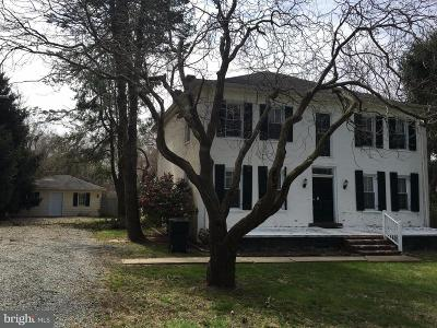 Dover Single Family Home Active Under Contract: 1600 N Little Creek Road