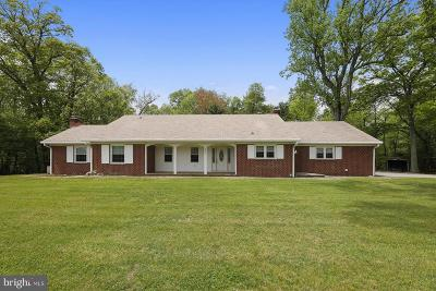 Mount Airy Single Family Home For Sale: 6006 Ridge Road