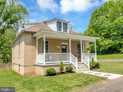 Warrenton Single Family Home For Sale: 176 Sycamore Street