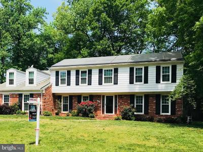 Fort Washington MD Single Family Home For Sale: $475,000