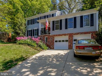 Dumfries Single Family Home For Sale: 15687 Thistle Court