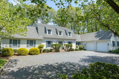 Easton Single Family Home For Sale: 7089 Old School House Lane