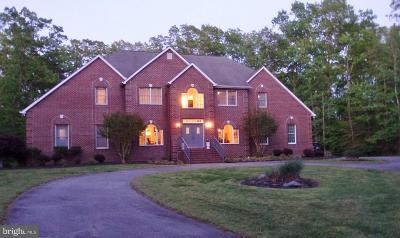 Leonardtown Single Family Home For Sale: 20480 Chestnut Ridge Drive