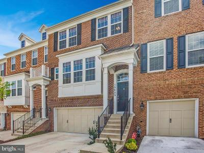 Gaithersburg Townhouse For Sale: 15605 Quince Trace Terrace